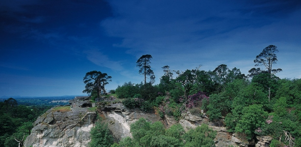 Hawkstone Park and Follies